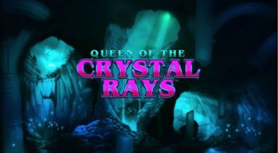 Info - Queen Of The Crystal Rays Microgaming 6 Reel/50 Line