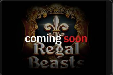 Info - Regal Beasts Red Tiger Gaming 5 Reel/10 Line