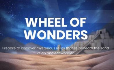 Info - Wheel of wonders Push Gaming 6 Reel/46659 Line
