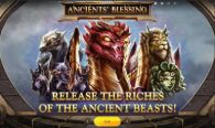 Info - Ancients' Blessing Red Tiger Gaming 5 Reel/30 Line