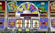 Slot Reels - Rags to Riches 1 Line CryptoLogic 3 Reel/1 Line
