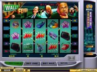 Slot Reels - Wall st Fever 5 Line PlayTech 5 Reel/5 Line